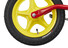 Puky LR 1L Rower biegowy Dzieci czerwony